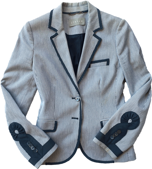 Jigsaw-striped-blazer