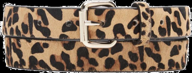 Leopard-belt
