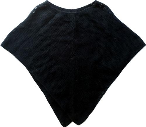 Black-possum-poncho