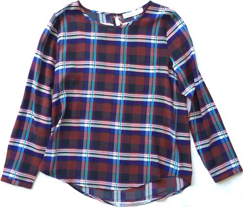 S&T-tartan-silk-blouse