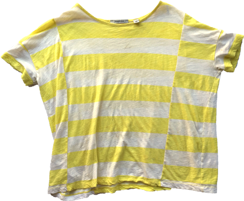 country-road-yellow-striped-tee