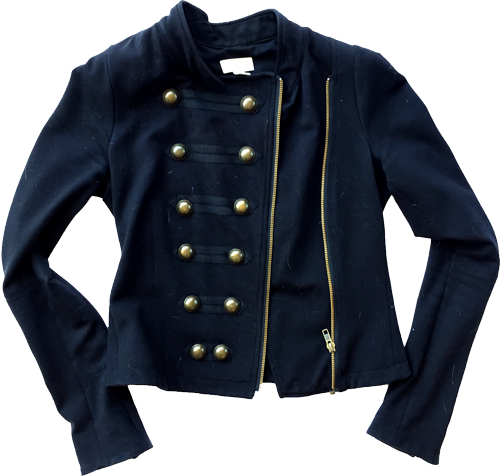 witchery-military-jacket